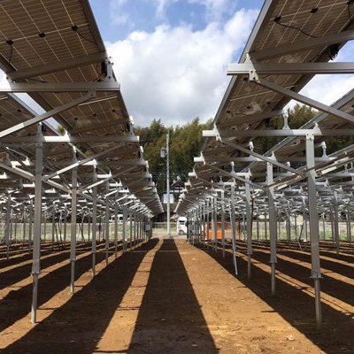 Agriculture solar mounting system supplier